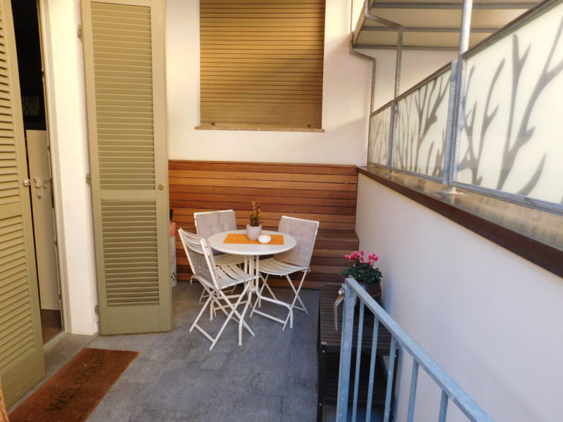 Esterno appartamento via cavour Alba