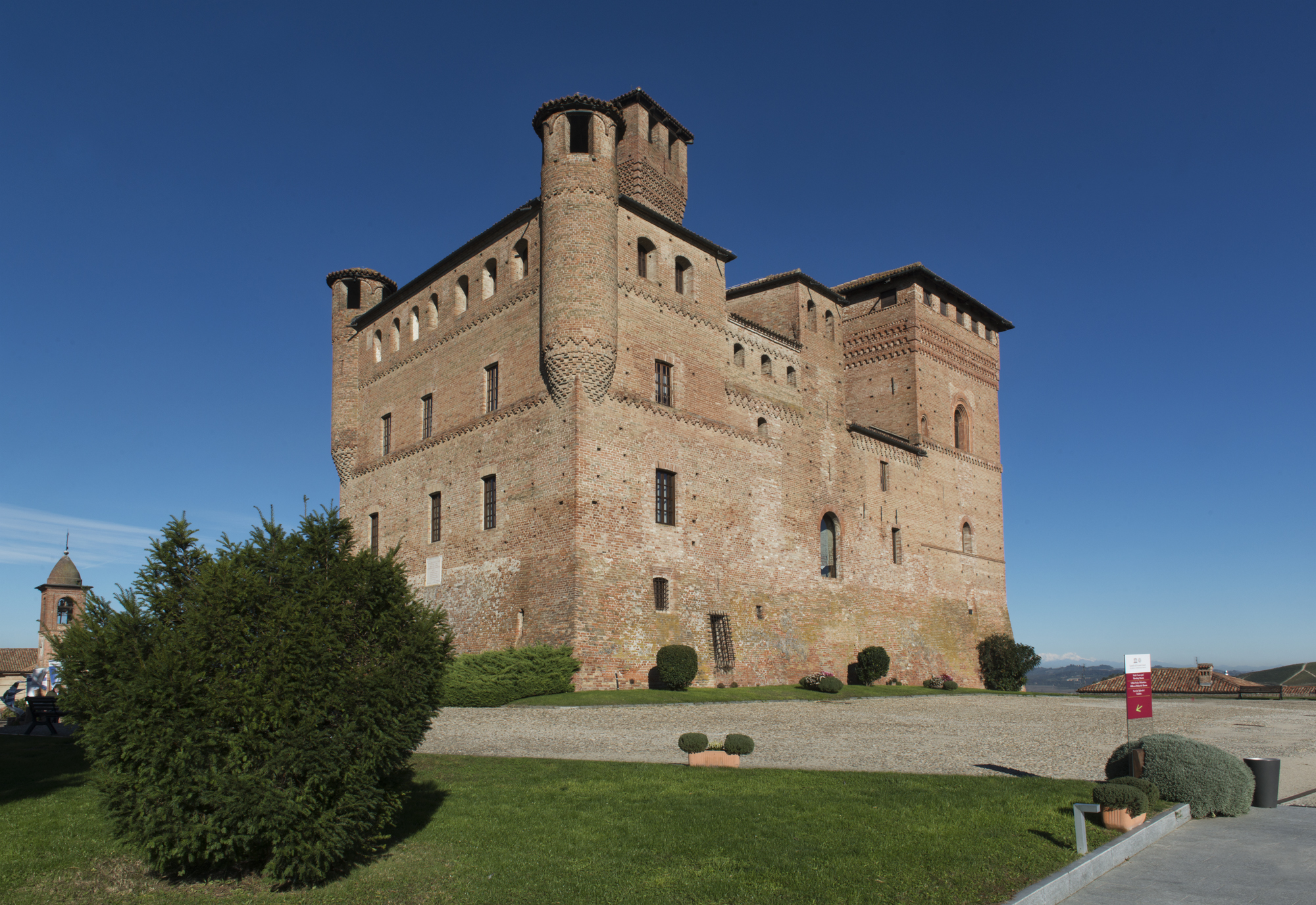 Castello Grinzane