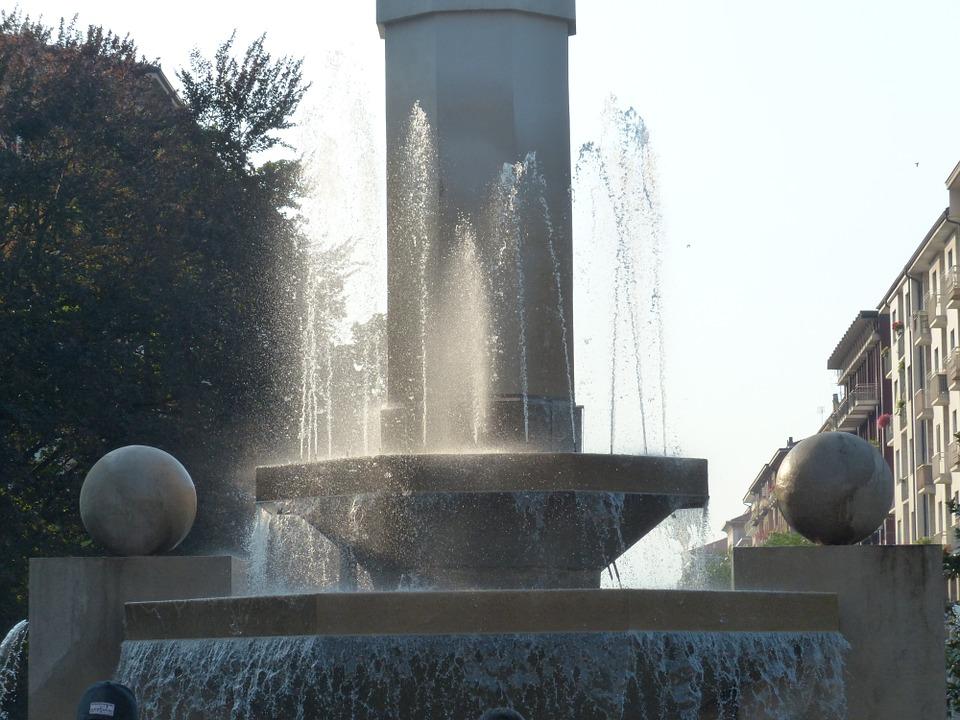 Fontana Acqua Cuneo